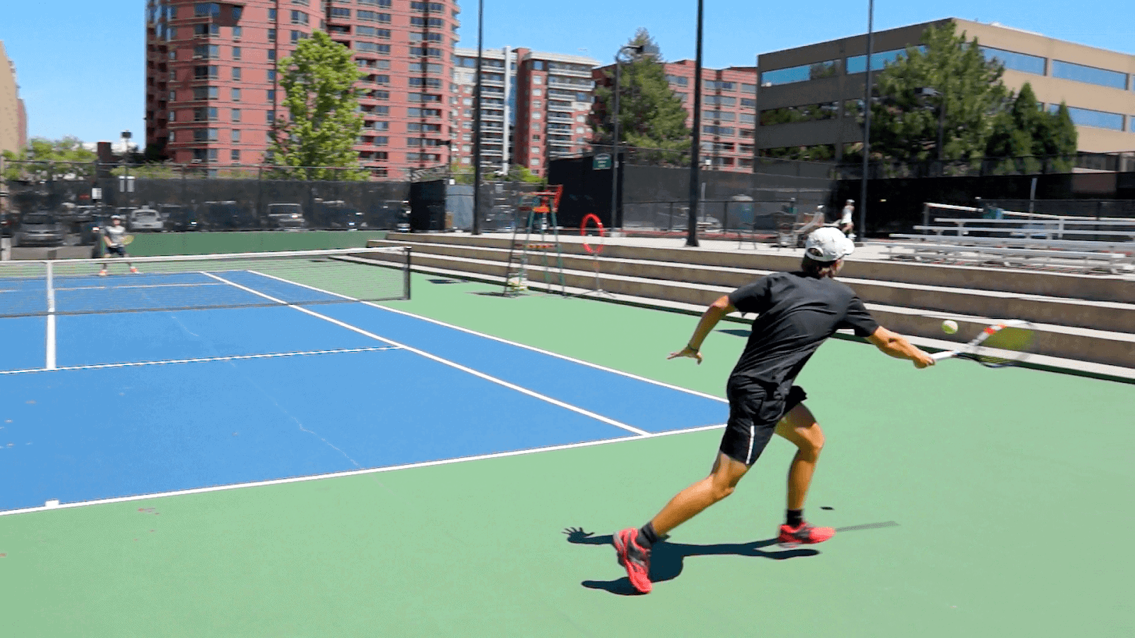 How To Beat The Pusher In Tennis