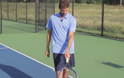 TENNIS FOREHAND | How To Get More Power On Forehand