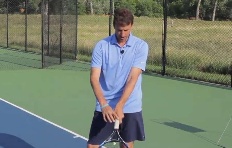 Tennis Forehand Grip
