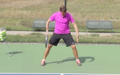 5 Steps To Master Your Tennis Footwork