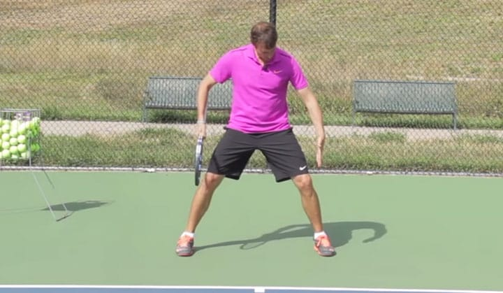 TENNIS FOOTWORK | 5 Steps To Master Your Footwork