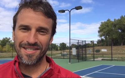 TENNIS FOREHAND | Topspin Forehand Consistency