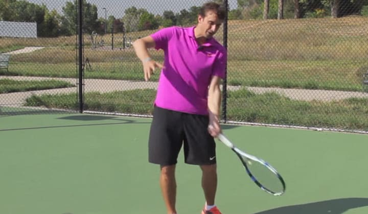 TENNIS FOREHAND | How To Improve Topspin Forehand
