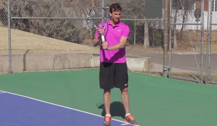 This is KILLING Your forehand (BIG MISTAKE!) | TENNIS FOREHAND