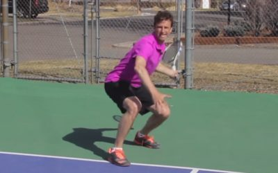 TENNIS FOREHAND | STOP Bending Your Knees On Your Forehand