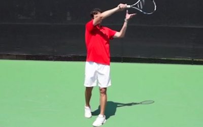 The Windshield Wiper Forehand Myth (STOP THIS!) | TENNIS SERVE
