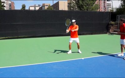 How To Hit Flatter On The Forehand