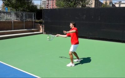 How To Hit More Topspin On The Forehand