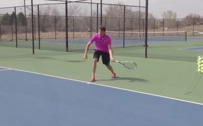How To Handle Low Forehand