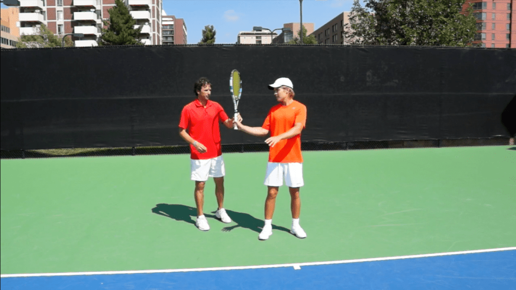 How To Get More Topspin On Your Forehand