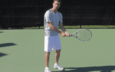 How To Get Topspin On The 2 Handed Backhand
