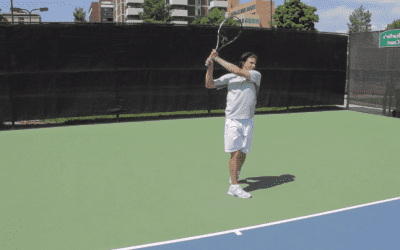 How To Get Power On The 2 Handed Backhand