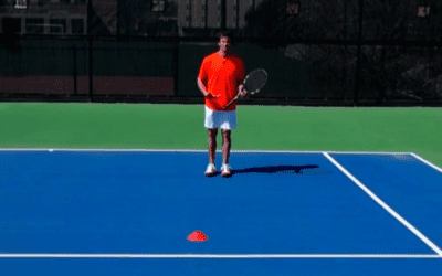 How To Avoid Missing Long When Blocking Hard Volleys