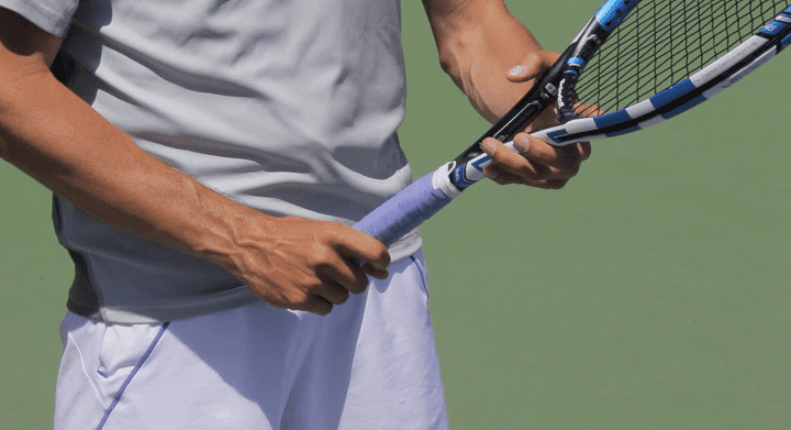 How To Absolutely Crush Your One Handed Backhand By Relaxing Your Hand