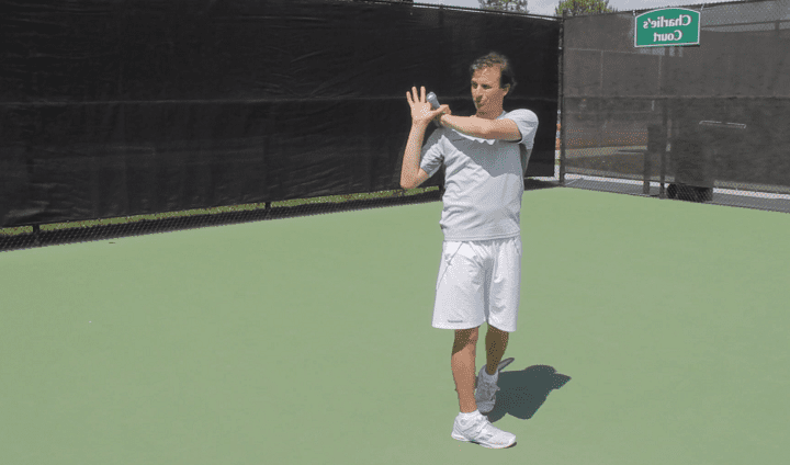 Relax Your 2 Handed Backhand Grip