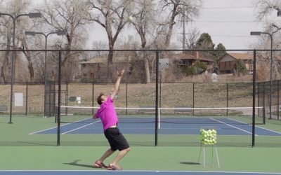 TENNIS SERVE | Disaster Zone: Avoid This Serve Toss