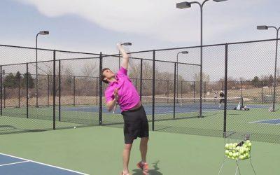 TENNIS SERVE | Kick Serve Head Tip (DO THIS!)