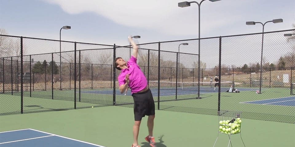 TENNIS SERVE | Kick Serve Head Tip (DO THIS!)