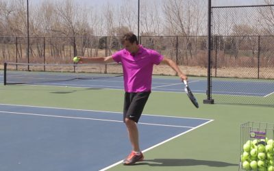 TENNIS SERVE | Is The Pin Point Serve Step Killing Your Serve? (AVOID THIS)