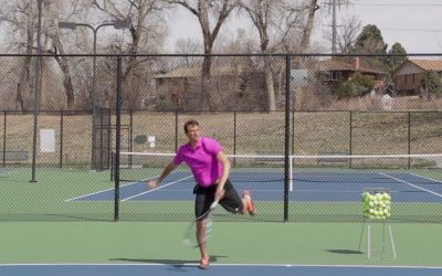 TENNIS SERVE | Should Your Serve Toss Be High Or Low?