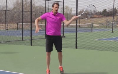 TENNIS FOREHAND | Fix Your High Forehand