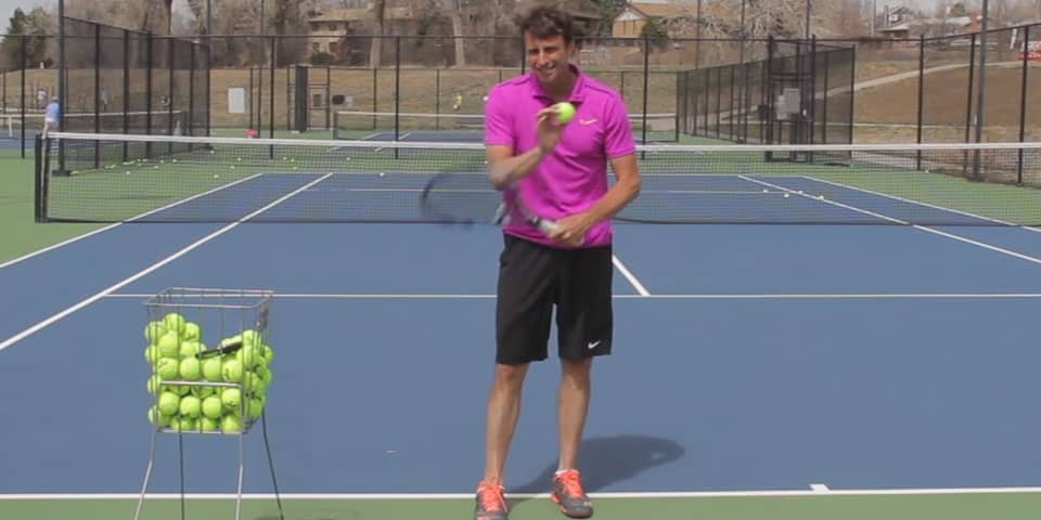 TENNIS SERVE | Don't Make This Slice Serve Mistake (NO POWER)!